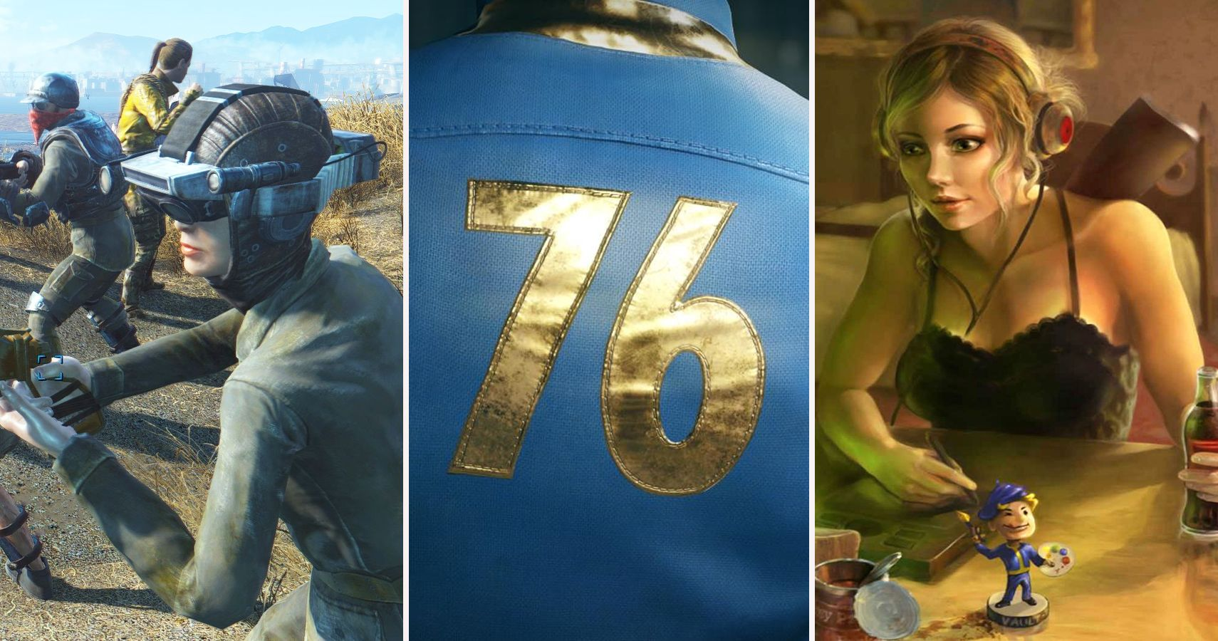 15 Things We Already Know About Fallout 76 (And 10 Very
