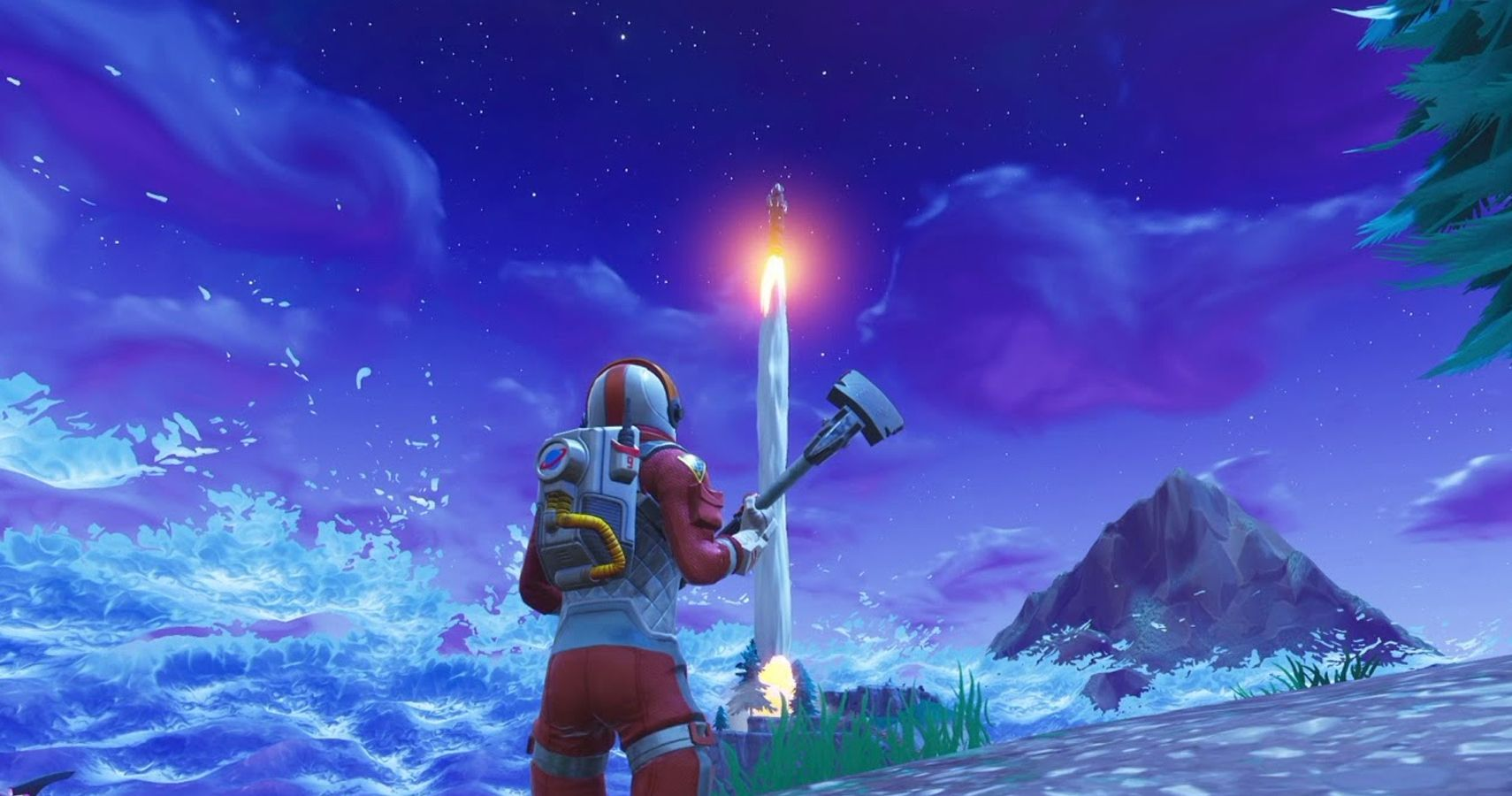 Player Breaks Fortnite Record By Playing Dirty With Rockets