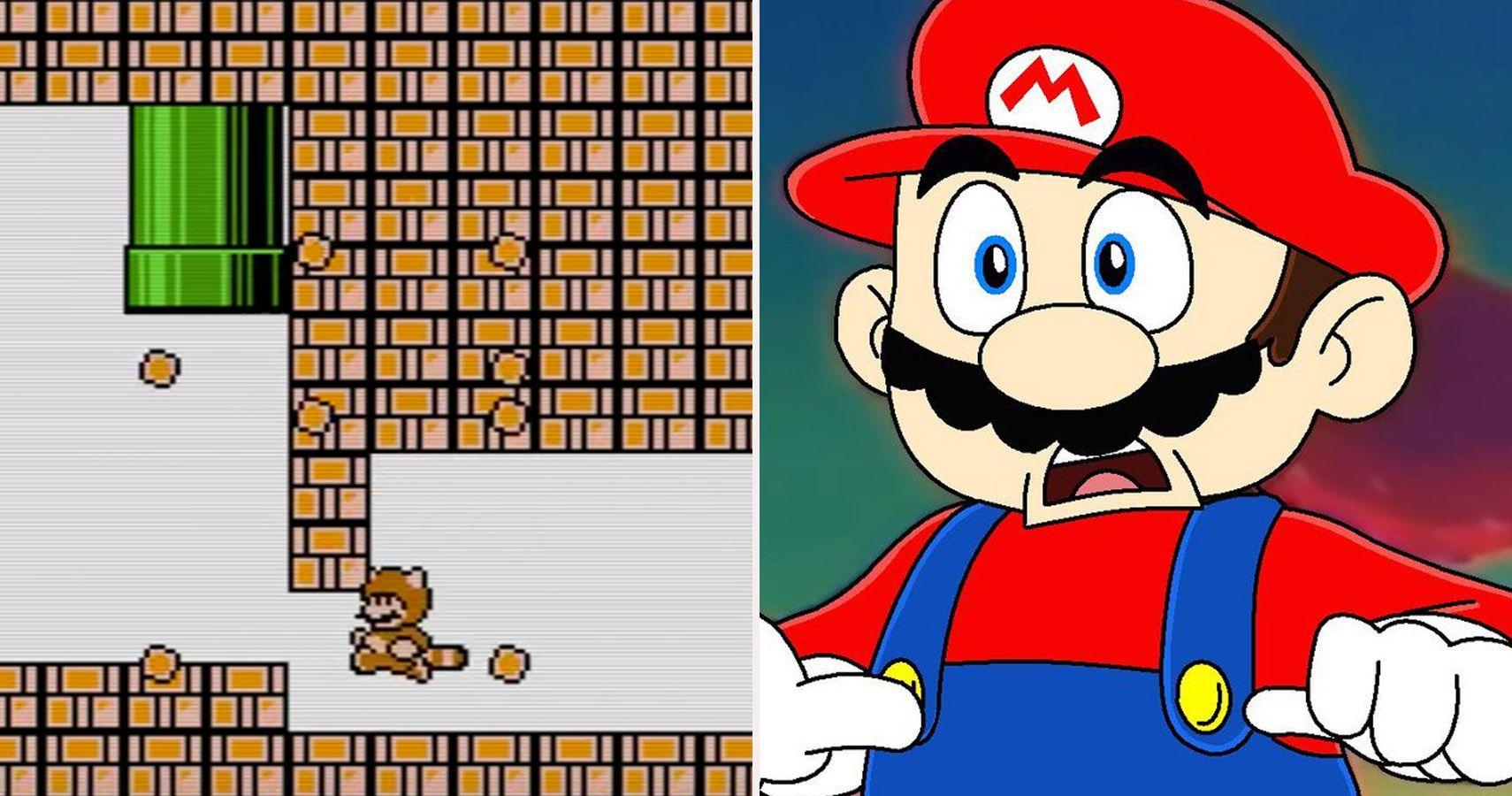 25 Hidden Things Even Super Fans Missed In Super Mario Bros  3