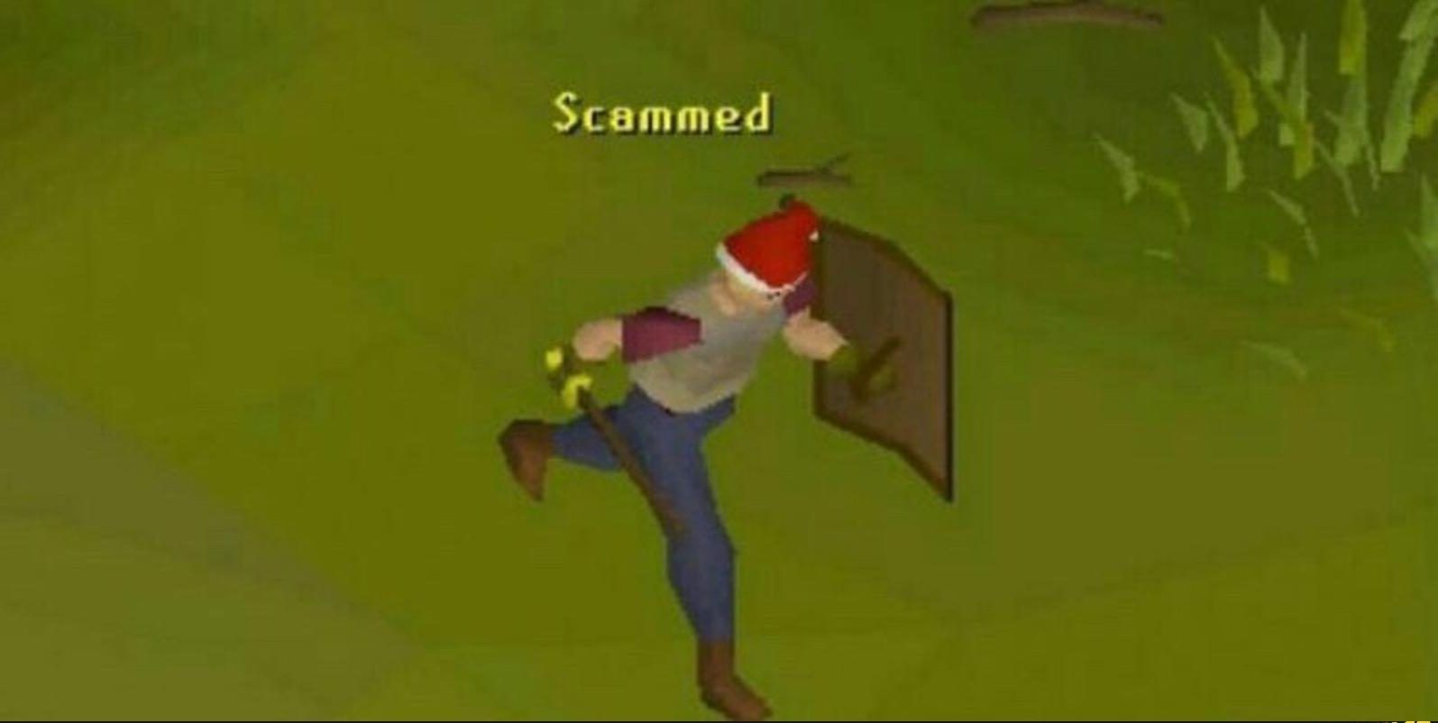 Old School RuneScape: The Easiest Scams To Pull Off - And Avoid
