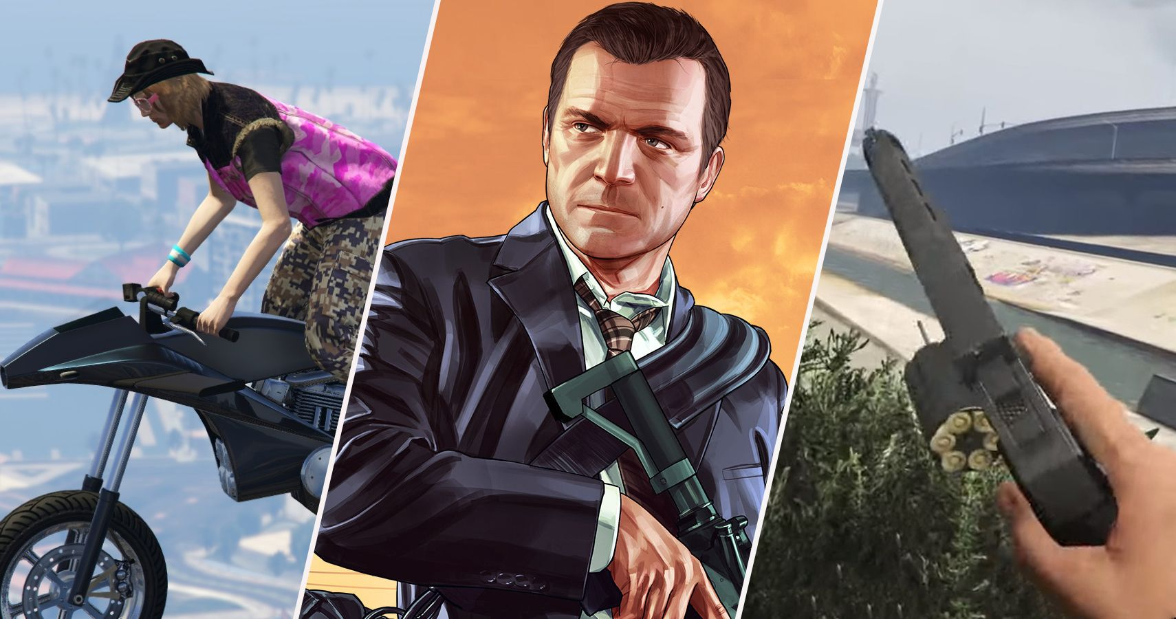 25 GTA Online Items So Broken They Should Be Banned | TheGamer