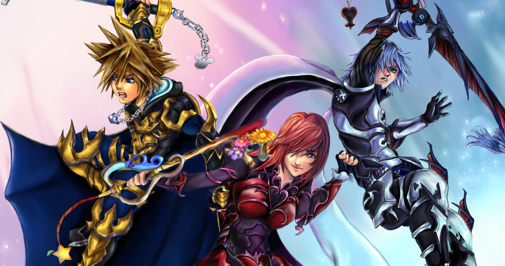 15 Overpowered Kingdom Hearts Characters (And 10 That Are Weak)