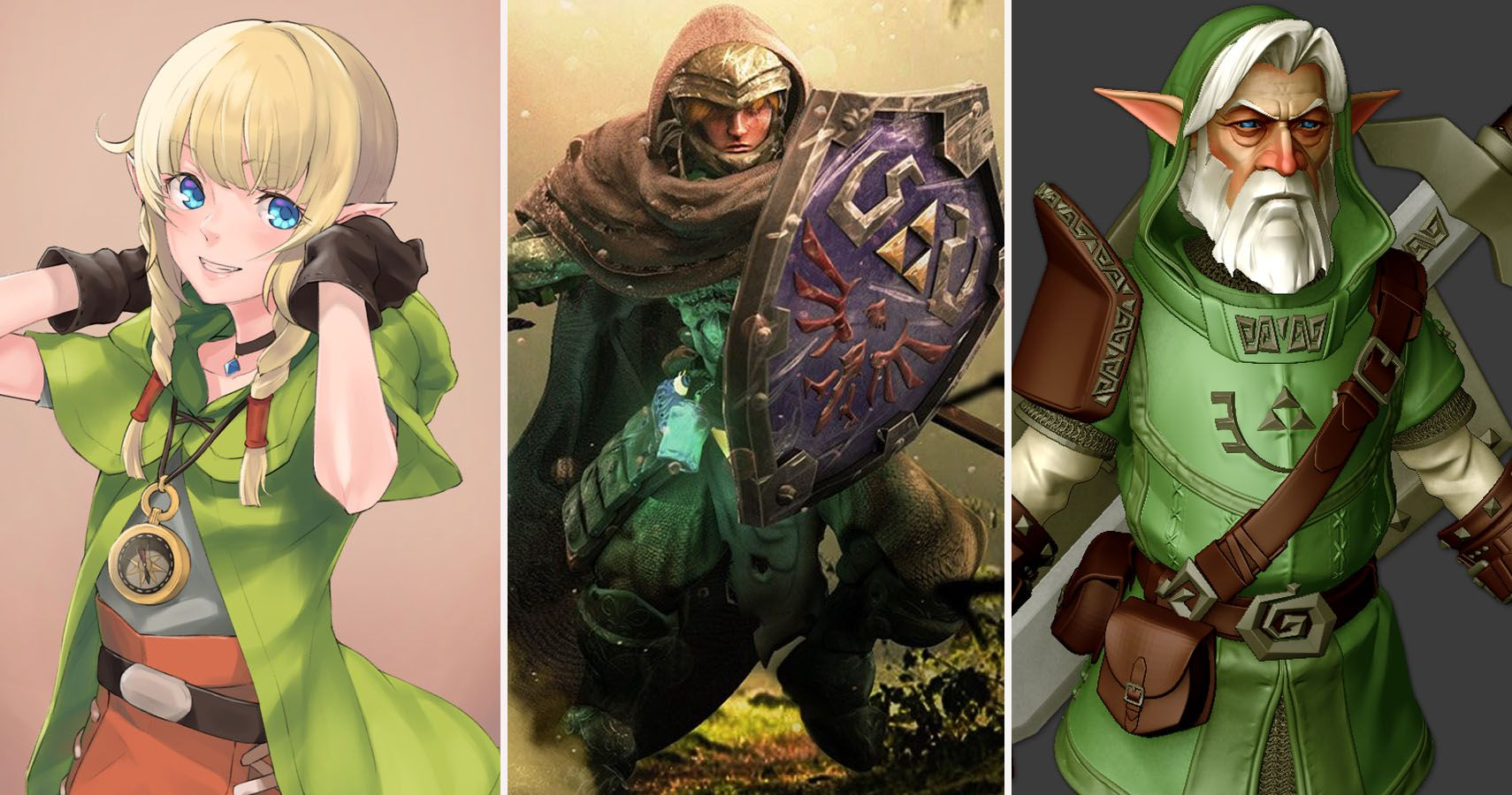 The Legend Of Zelda: 20 Weird Things About Link's Body Fans