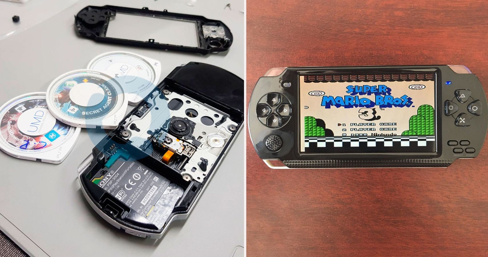 22 Hidden Details About The PlayStation Portable Only True Fans Know