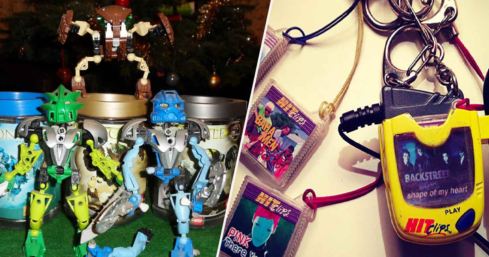 Nostalgia Time: The 20 Lamest 2000s Toys Of All Time (And