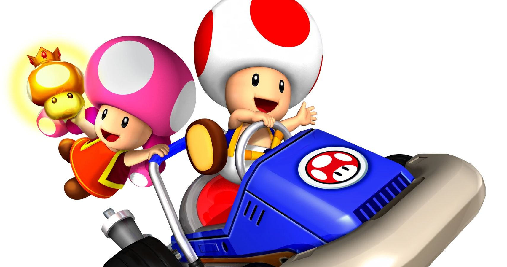 Mario Kart And Toad Are Trending On Twitter And No One ...