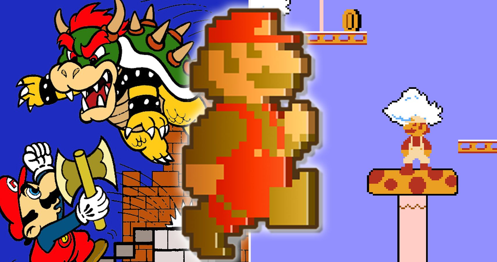 28 Hidden Details In The Original Super Mario Bros  Games Real Fans