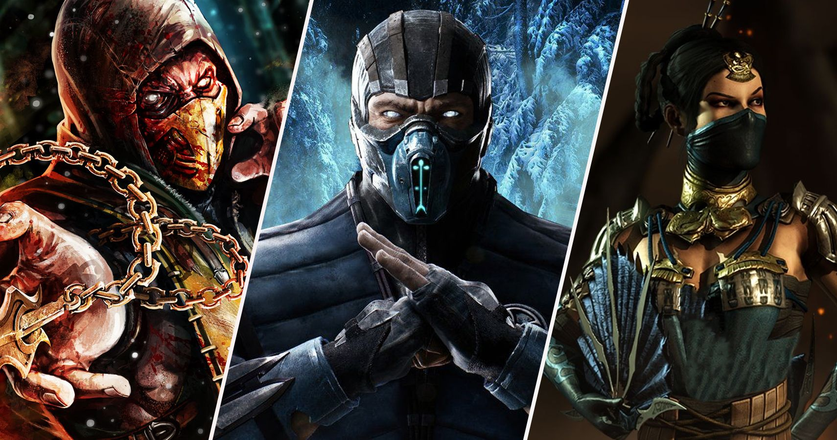 Mortal Kombat Characters From Weakest To Most Powerful