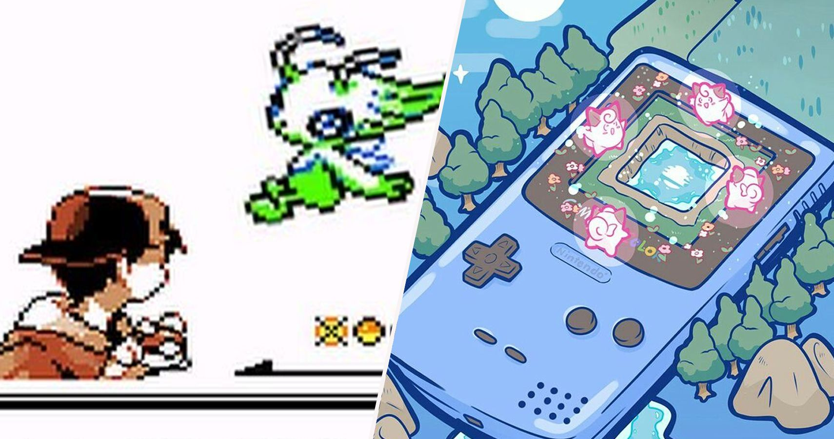 25 Awesome Side Quests Everyone Completely Missed In Pokémon Gold on