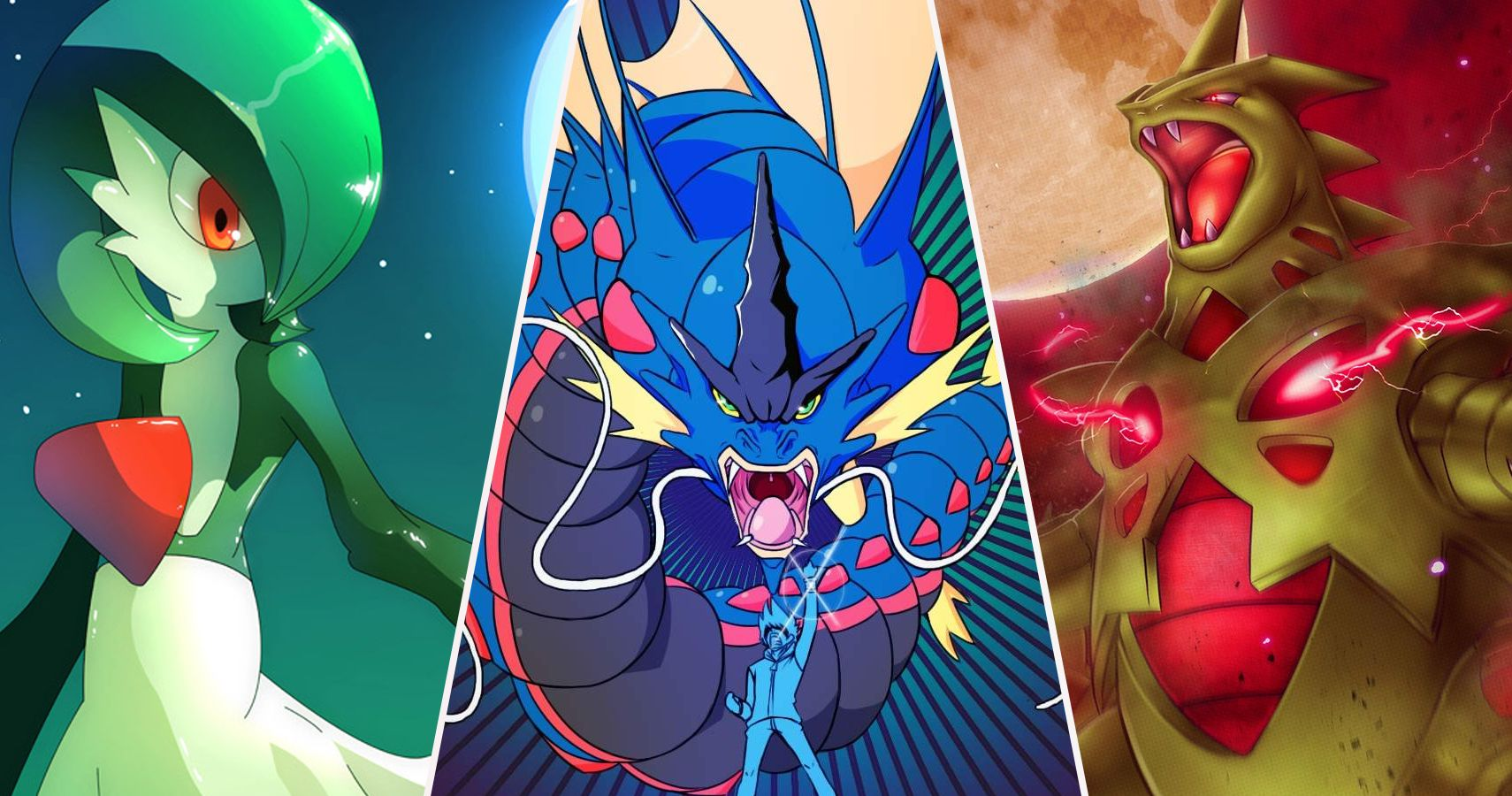 25 Pokémon That Are Impossible To Train (But Are So Strong They