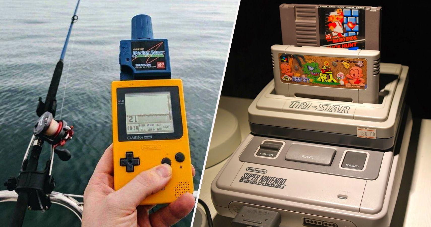 world of Game Boy add-ons