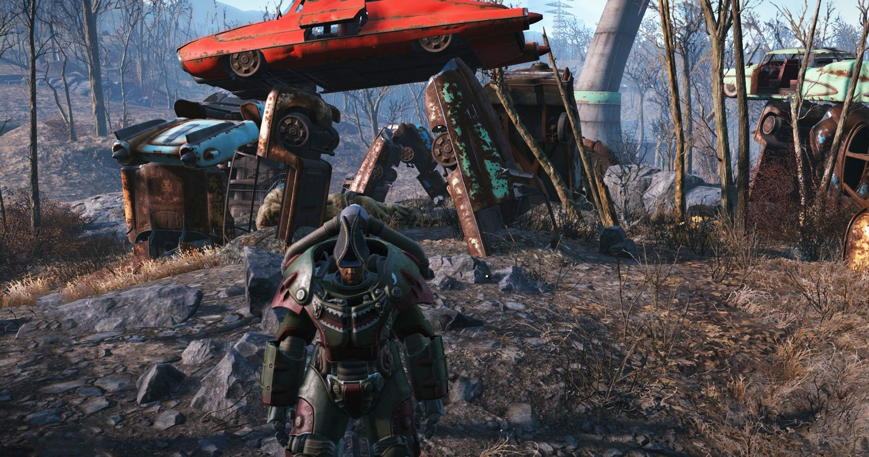 25 Hidden Fallout 4 Locations That Casual Fans Will Never