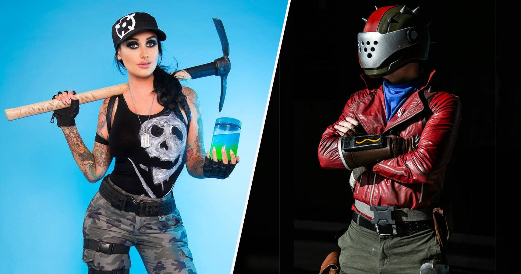 330b15212f0d0b 28 Awesome Fortnite Cosplay That Are Better Than The Game