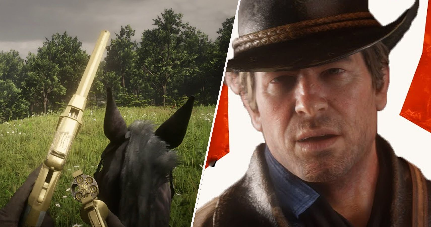 The 20 Strongest Weapons In Red Dead Redemption 2 (And 10