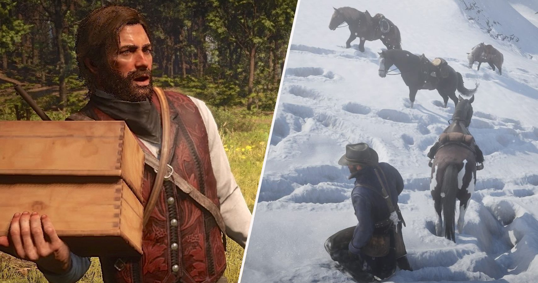 30 Things Wrong With Red Dead Redemption 2 (We All Choose To