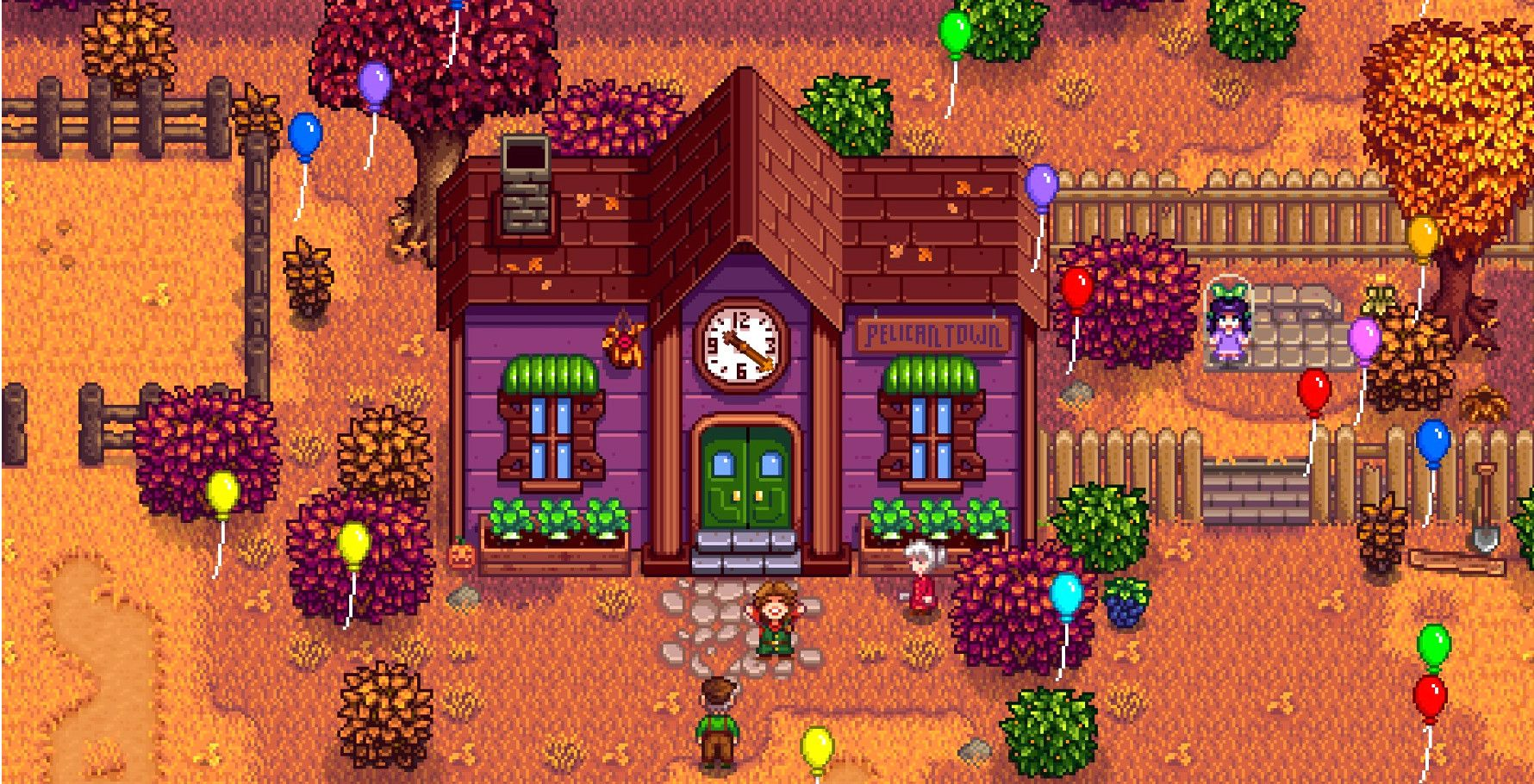 10 Things Fans Don't Know They Can Do in Stardew Valley