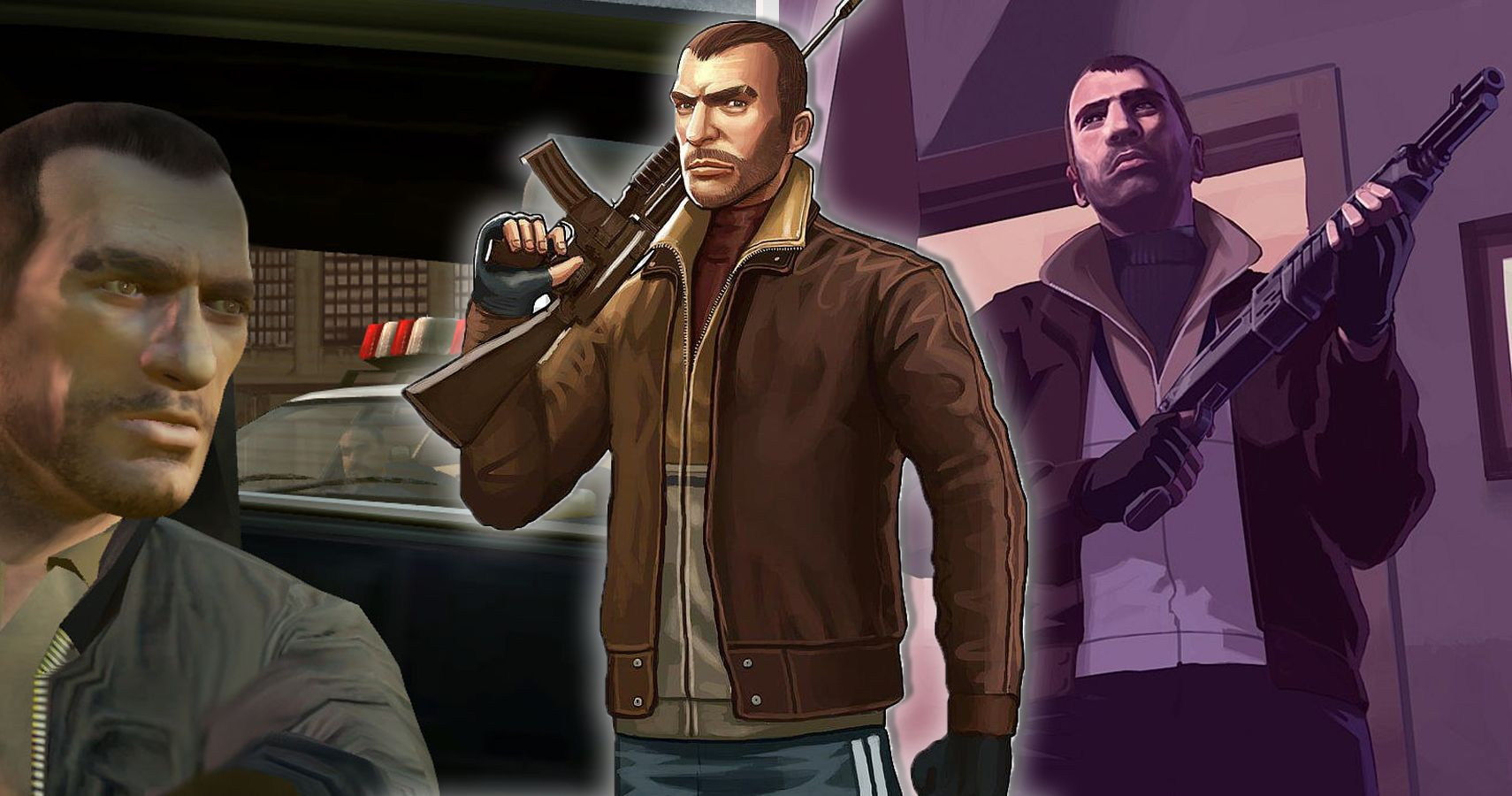 Grand Theft Auto 25 Things About Niko Bellic That Make No Sense