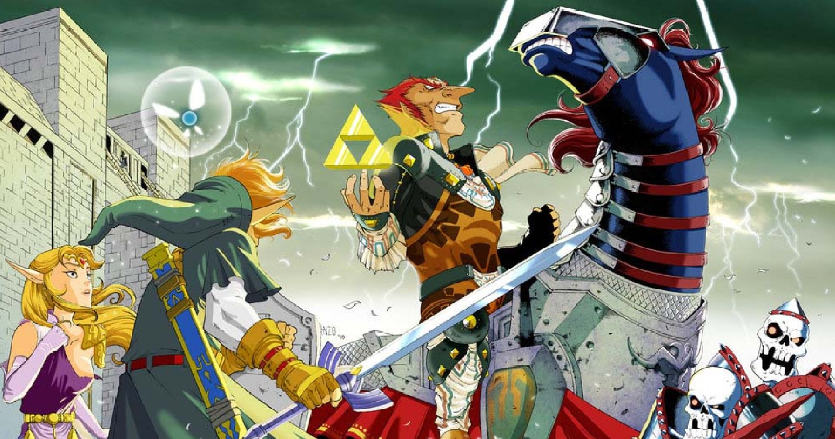 25 Hidden Details Zelda Ocarina Of Time Real Fans Completely Missed