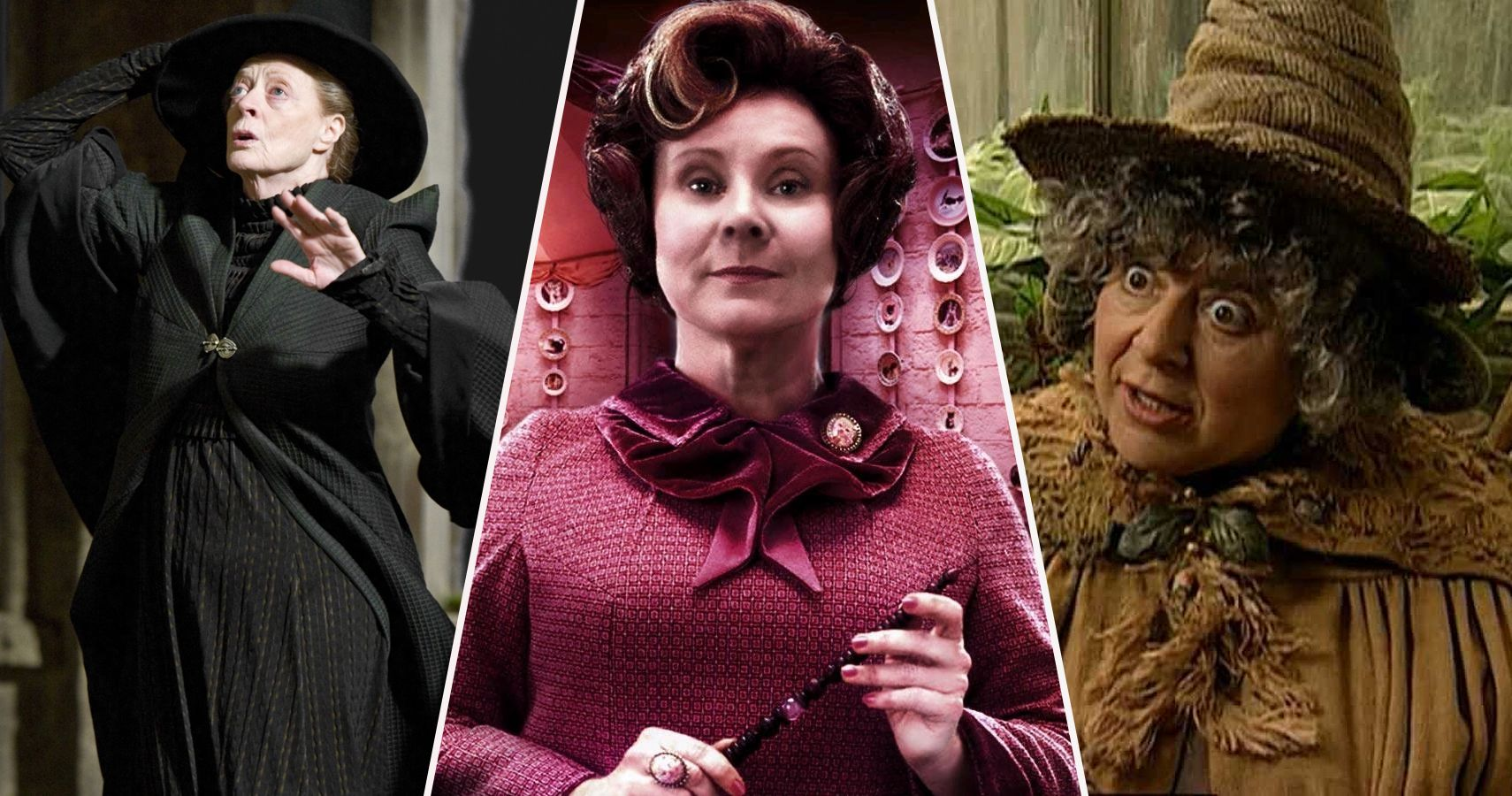Harry Potter 25 Hogwarts Professors Officially Ranked