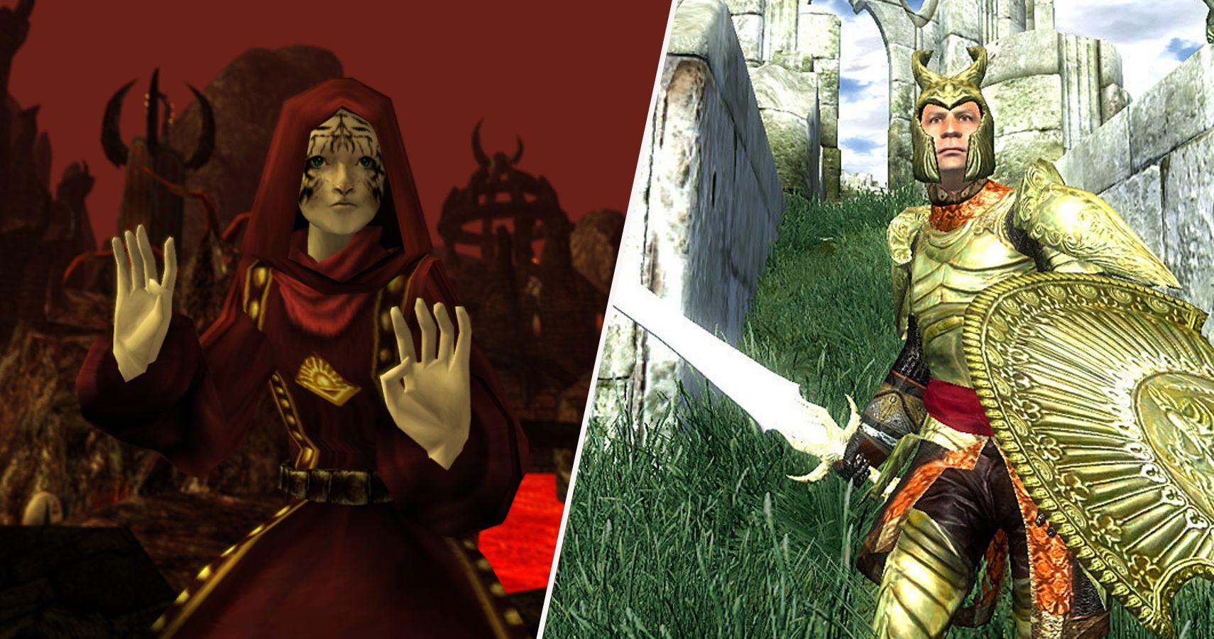 The Elder Scrolls: 22 Weird Things That Happened Between