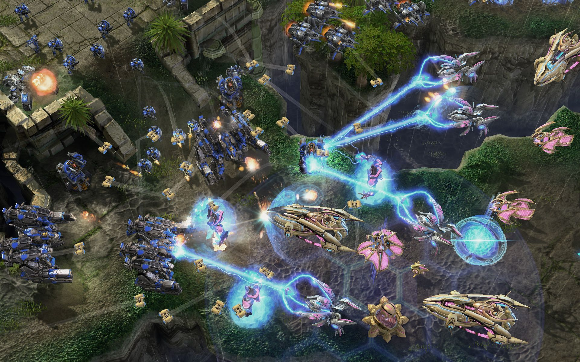 The DeepMind StarCraft AI May Have Been 'Cheating' After All