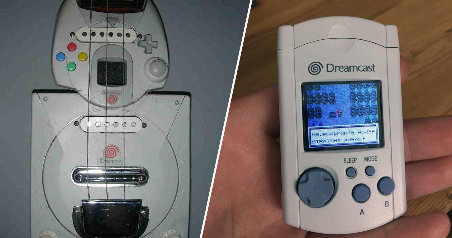 25 Sega Dreamcast Hacks Only Super Fans Know About | TheGamer