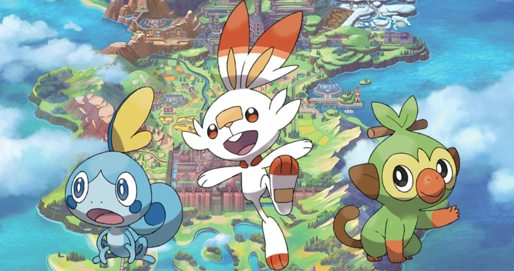 Pokemon Sword Shield Every New Pokemon And Story Hint In The Trailer