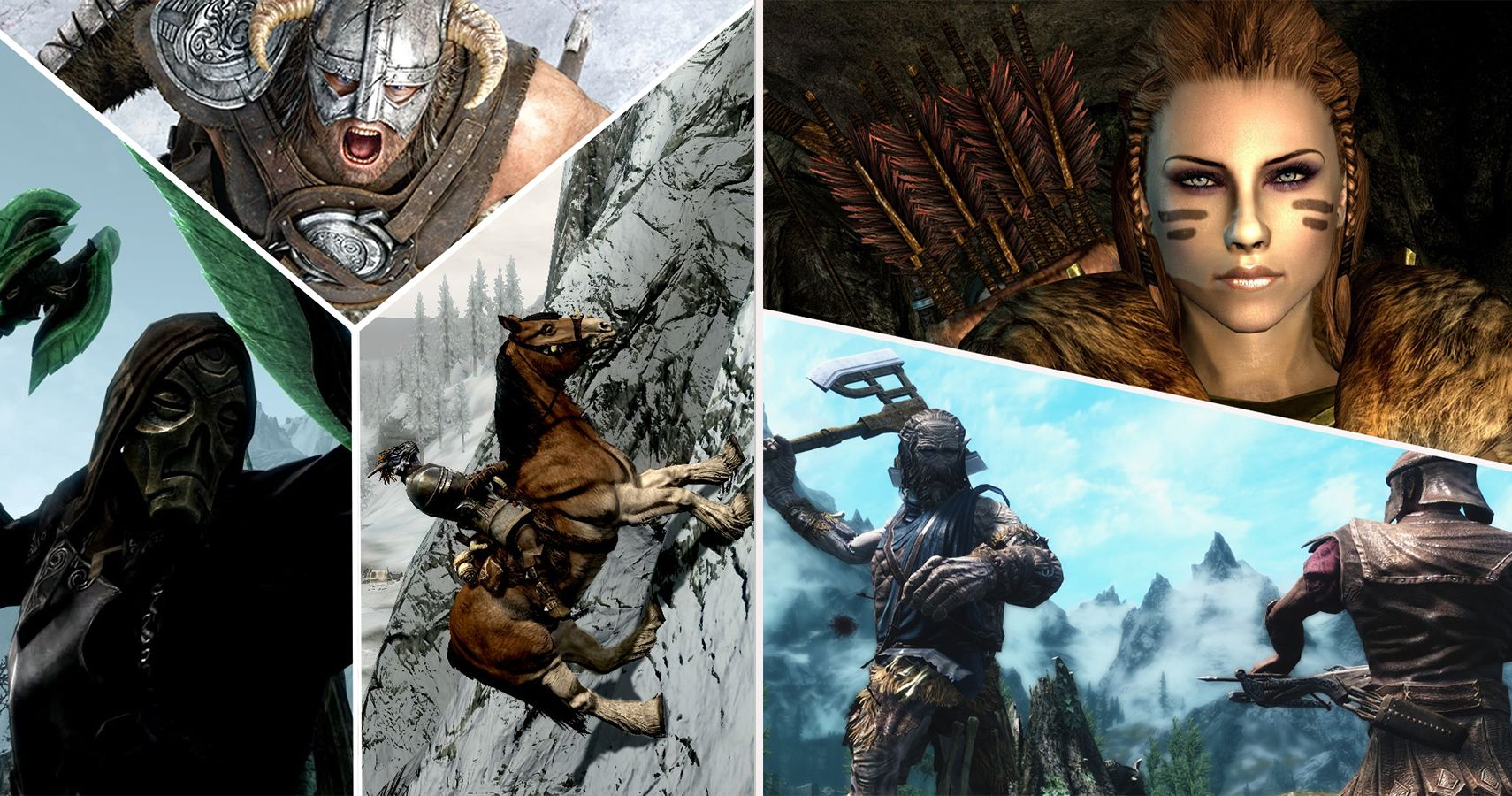 25 Crazy Things In Skyrim That Are So Strong They Break The Game