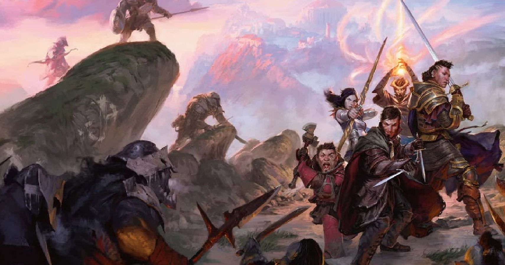 30 Rare Dungeons Dragons Weapons That Are Impossible To Find And