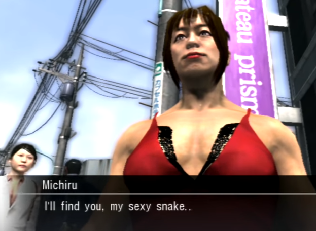 Yakuza 3 Remastered Has Removed A Transphobic Sidequest