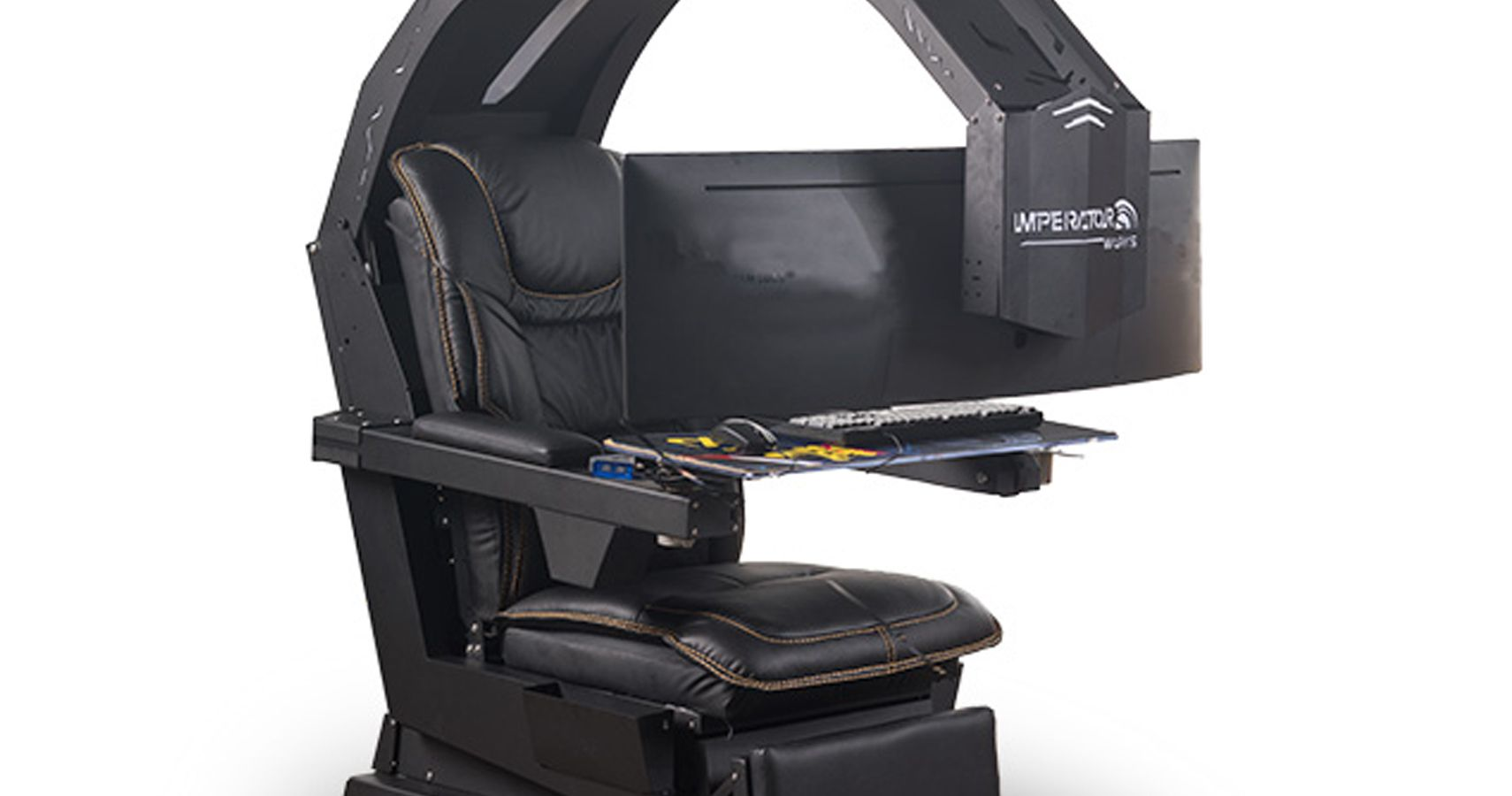 Remarkable Gaming Chairs The Best For Your Budget Thegamer Theyellowbook Wood Chair Design Ideas Theyellowbookinfo