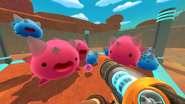 Beginner's Guide To Slime Rancher: Your First Few Days On The Ranch