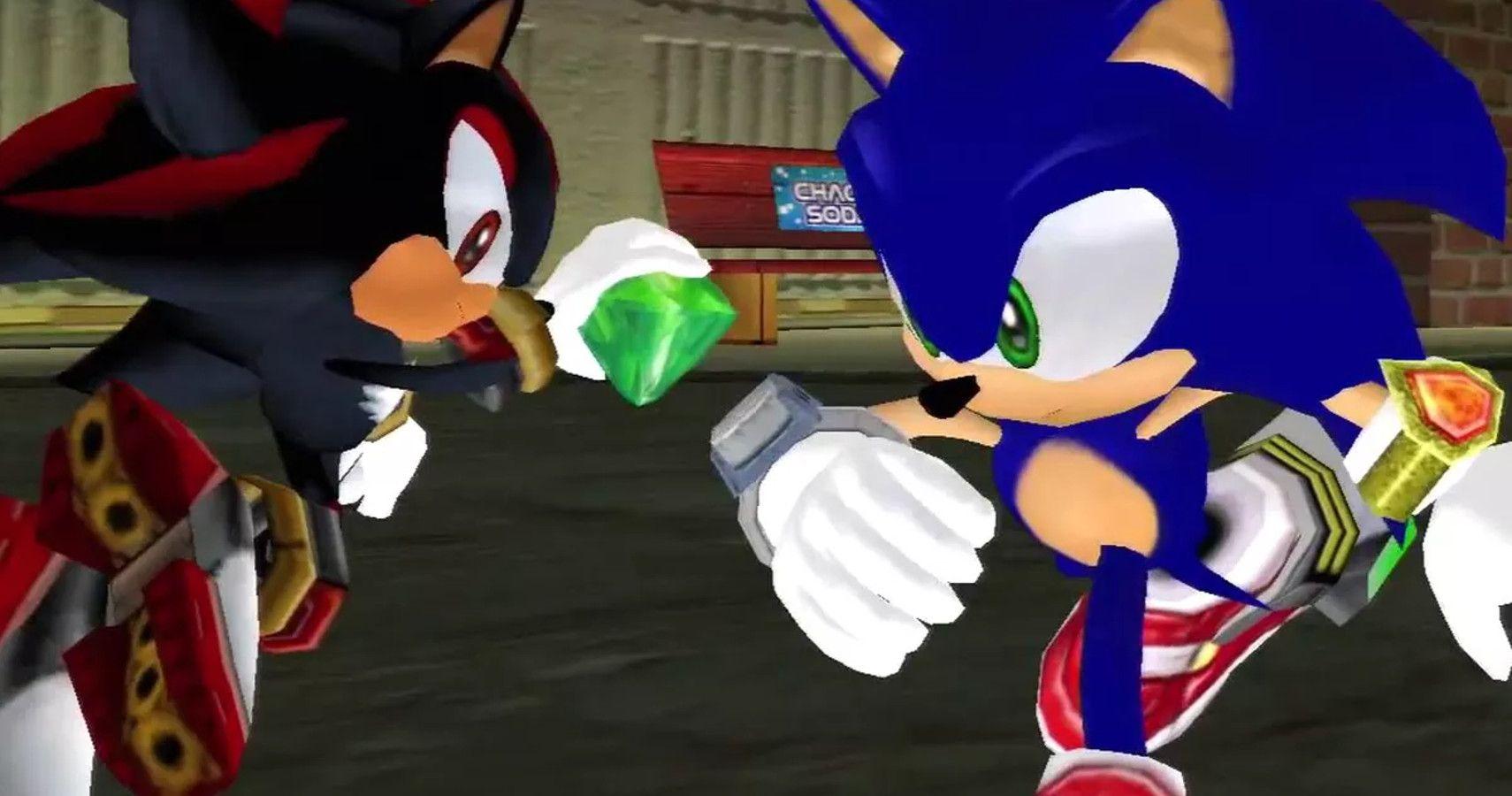 Sonic Heroes 2 Fan Game