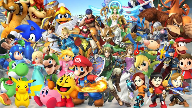 Rumor: 16 DLC Characters Are Planned For Smash Ultimate