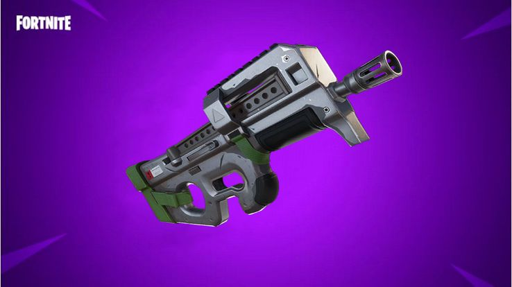 Every Weapon In Fortnite, Ranked | TheGamer