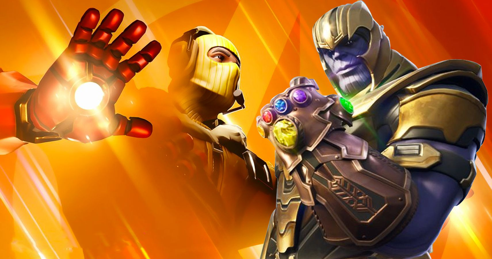 What The Fortnite/Avengers: Endgame Crossover Could Bring To The Game