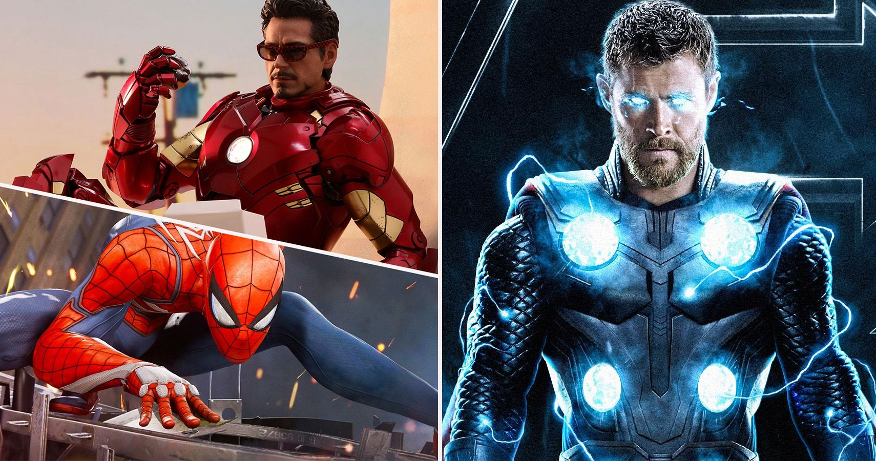Top 100 Strongest Marvel Characters