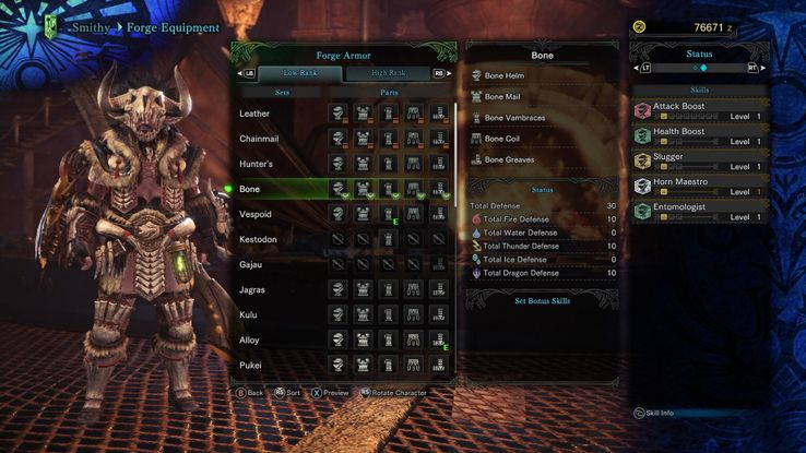 Monster Hunter World: The Best Armor, Ranked | TheGamer