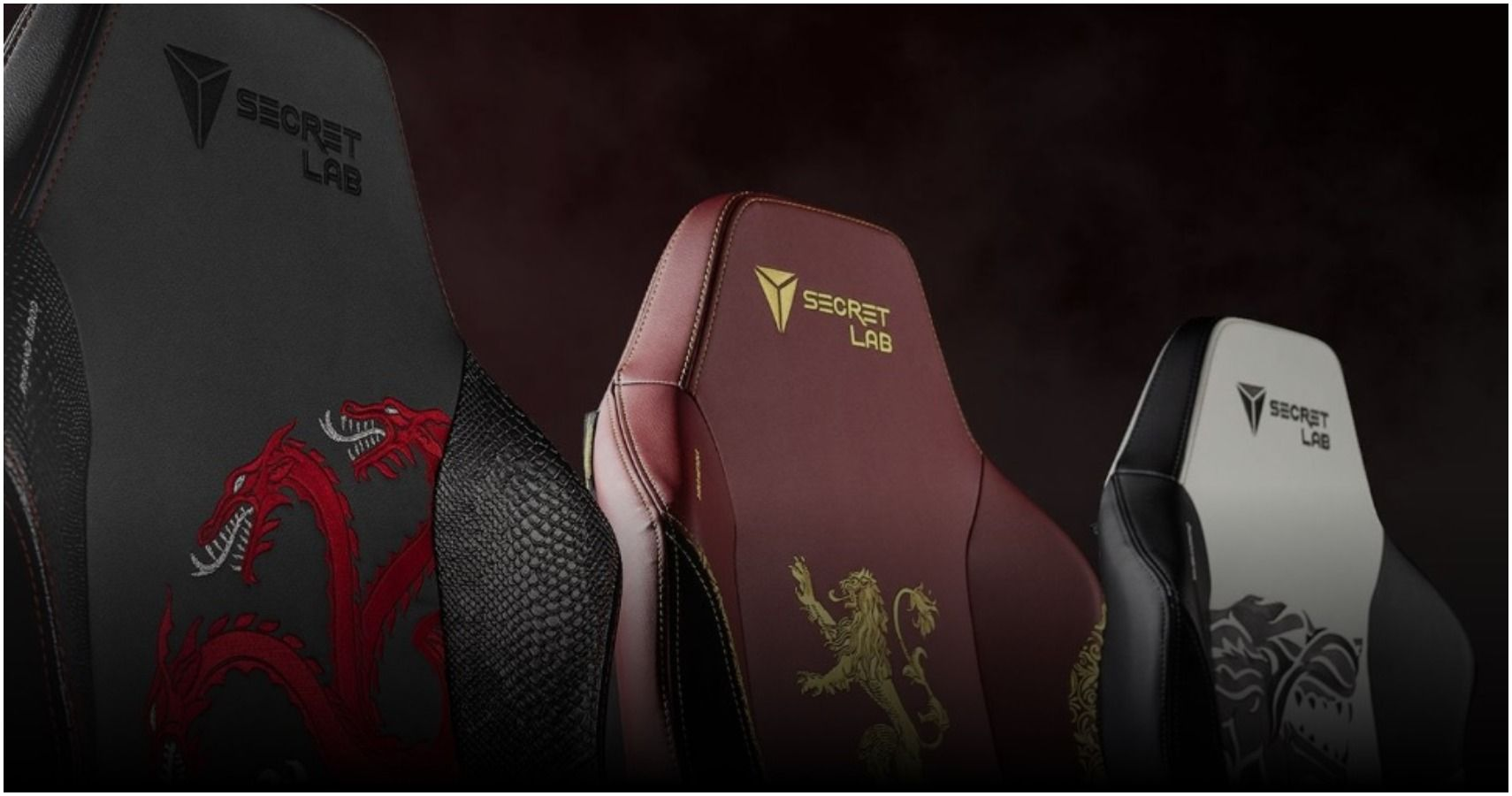 Game Of Thrones Gaming Chairs Show House Spirit Thegamer