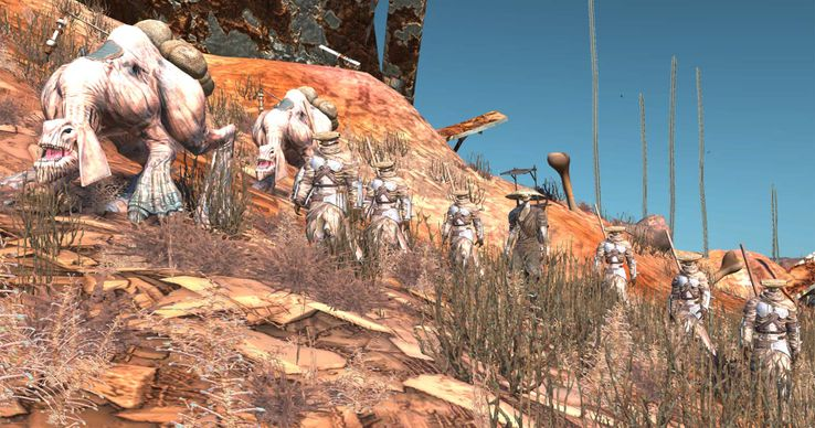 Kenshi: Everything You Need To Know About The Ancient