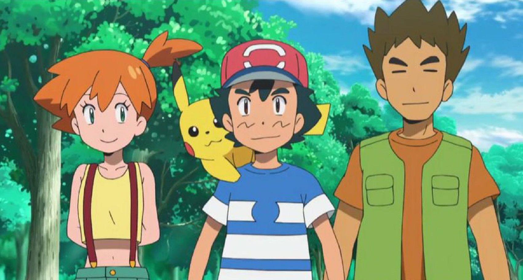 Pokemon Every Single Ash Ketchum Companion Ranked Thegamer