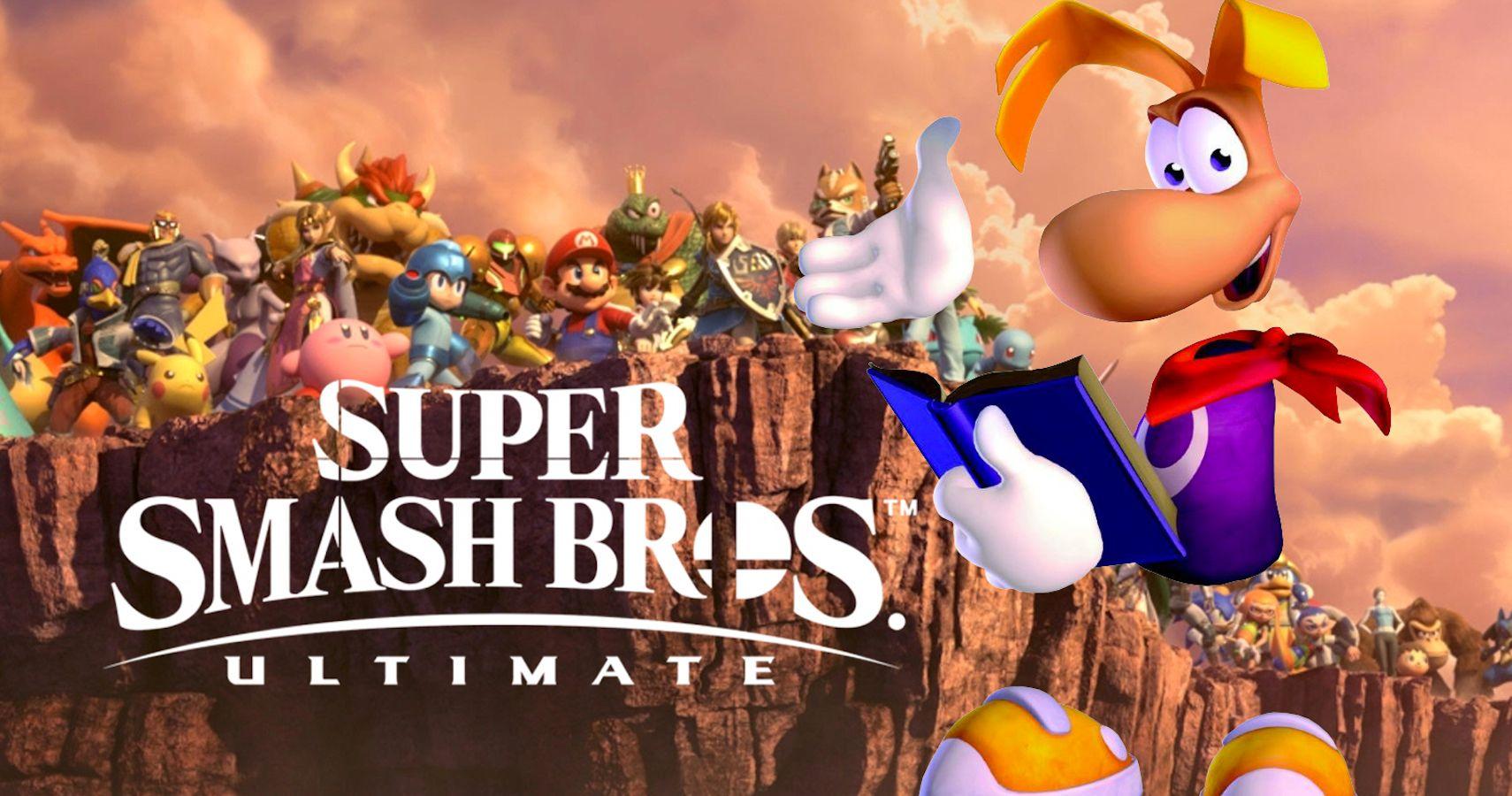 Rumor: The Next Smash Ultimate DLC Character Has Been Hiding In