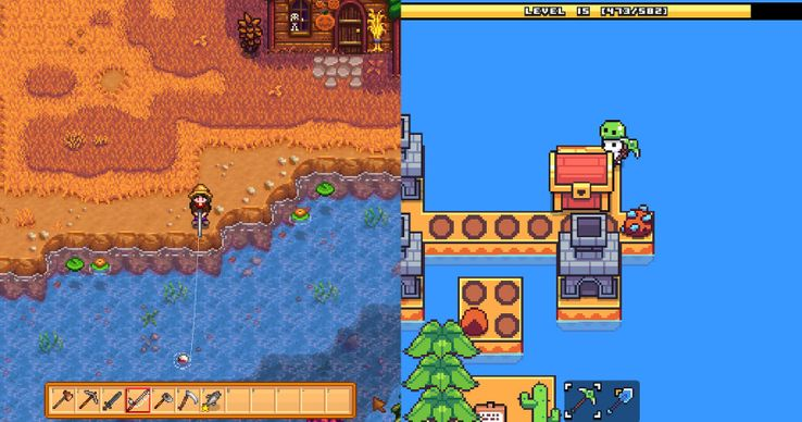 Forager: 10 Things The Game Does Better Than Stardew Valley