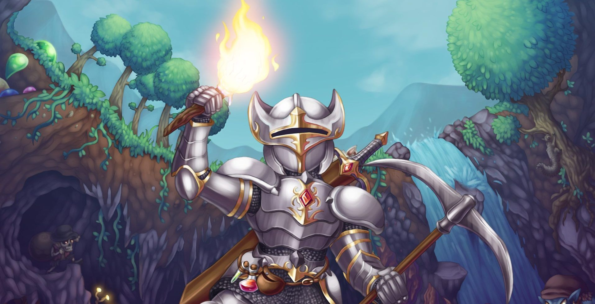Terraria Devs Equate Signing Epic Exclusivity With 'Selling