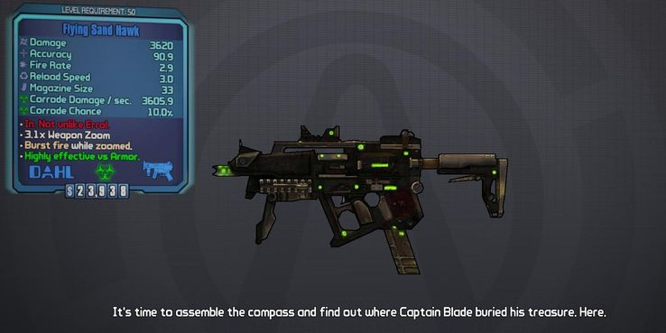 The 10 Most Powerful Guns From Borderlands 2 (That We Need To See In 3)
