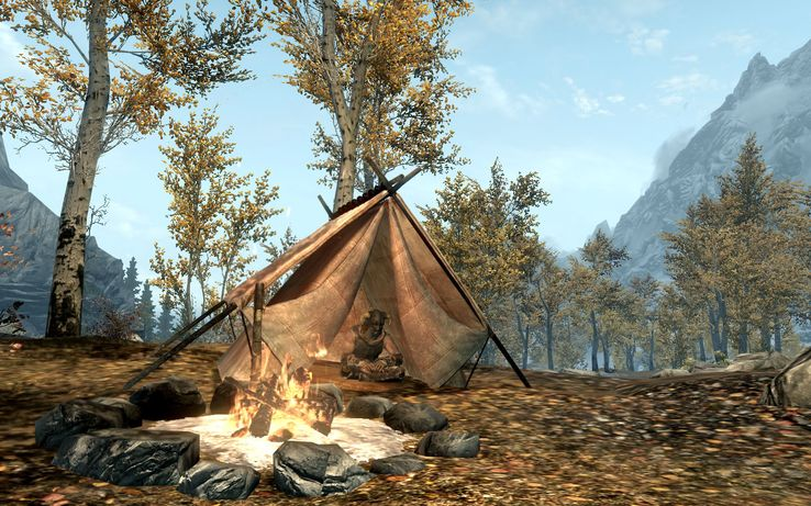 Skyrim: 10 Best Mods For Realistic Gameplay | TheGamer