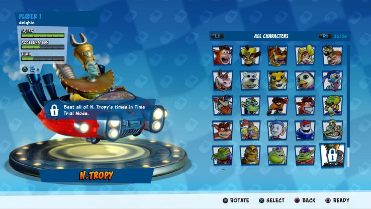 Crash Team Racing: Nitro-Fueled Update Brings Save Data Fixes And