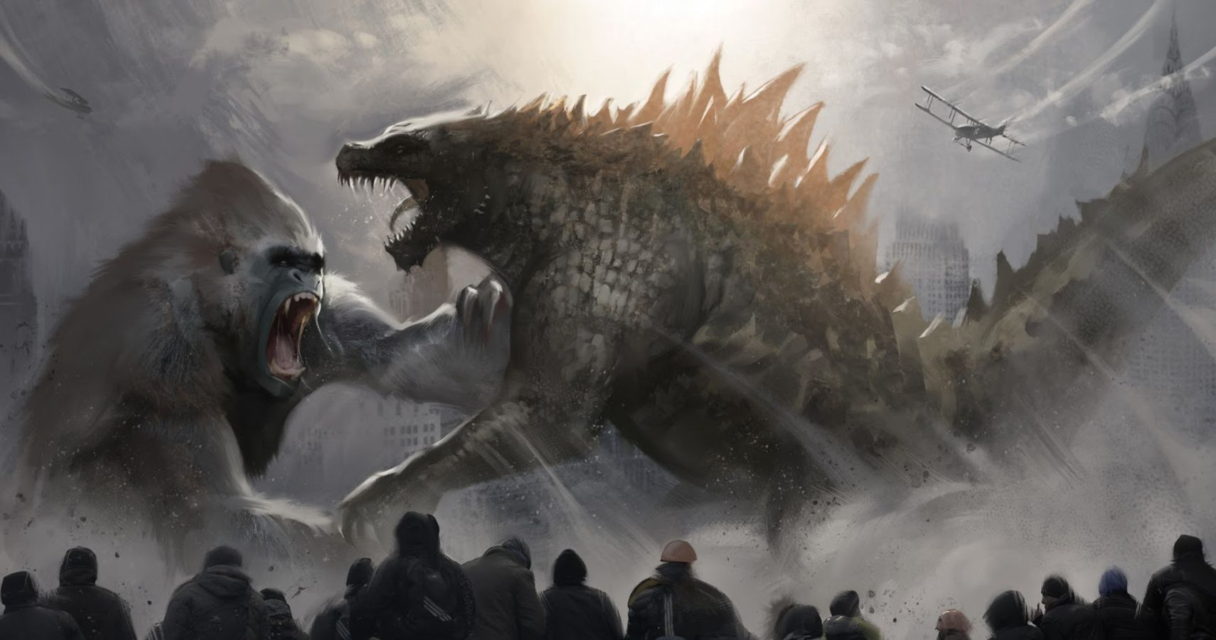 Rumor: Arc System Works' Newest Game Will Be Godzilla Vs ...