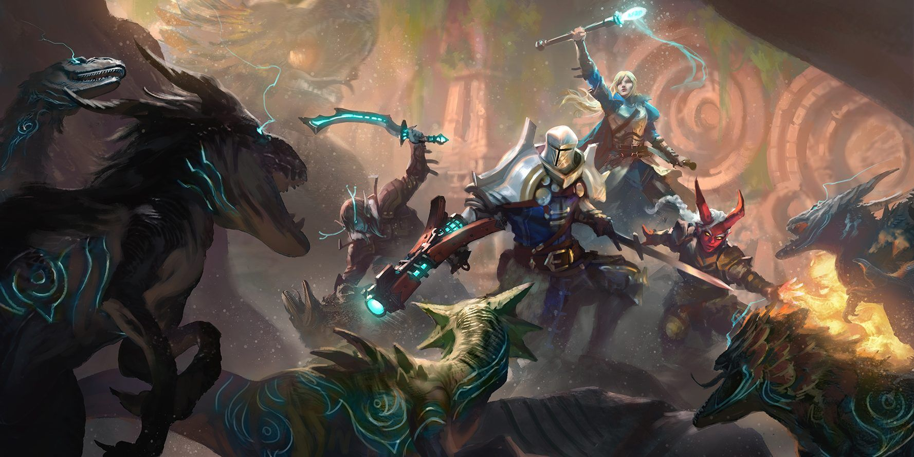 E3 2019 Preview: Want To Play D&D But Hate People? Project Witchstone Is For You