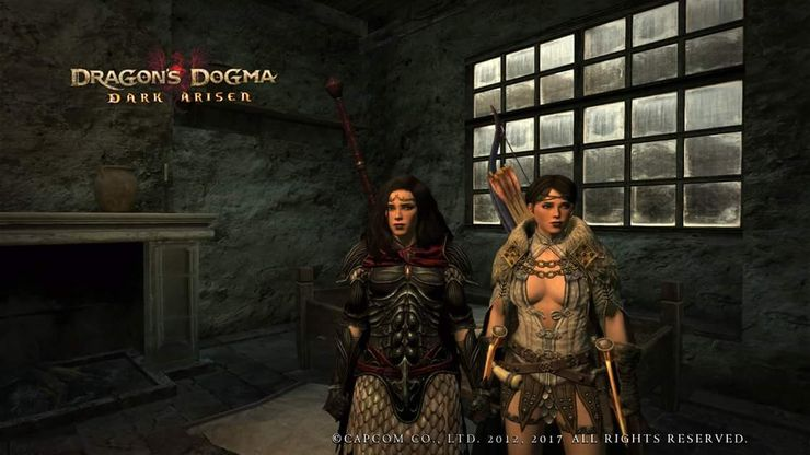 Guts Armor Dragon's Dogma / Copyright © 2020 robin scott.